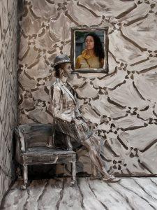 Alexa Meade Portraits (10)