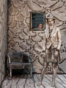 Alexa Meade Portraits (2)