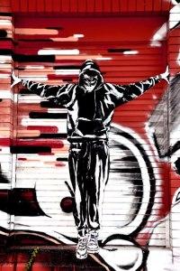 Alexa Meade Street Art (1)