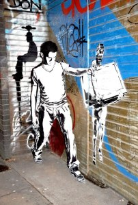 Alexa Meade Street Art (2)
