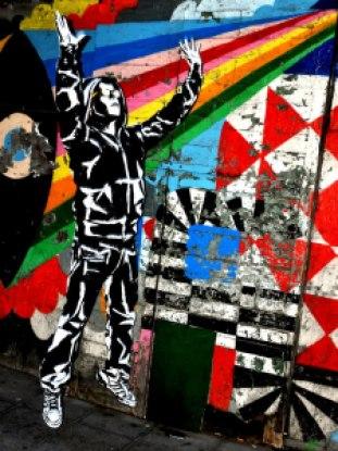 Alexa Meade Street Art (3)