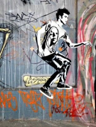 Alexa Meade Street Art (4)