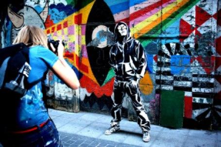 Alexa Meade Street Art (6)