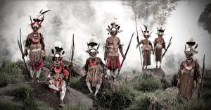 Goroka, Indonesia and Papua New Guinea