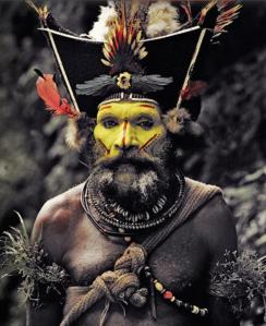 Huli, Indonesia and Papua New Guinea2