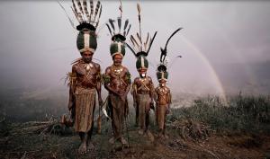 Kalam, Indonesia and Papua New Guinea